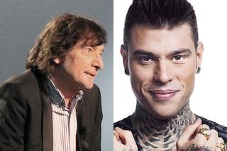 """Claudio Cecchetto nomina Fedez suo erede: """"È il re dei talent"""""""