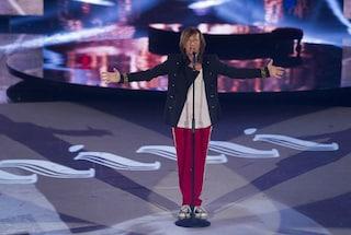 """Gianna Nannini canta in playback ad Amici 2015: """"Che vergogna"""""""