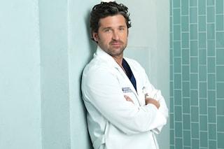 """""""Patrick Dempsey licenziato da 'Grey's Anatomy' per una relazione clandestina"""""""