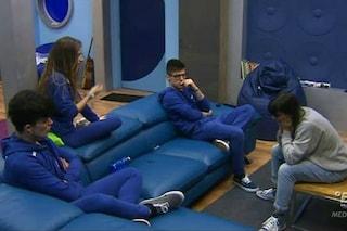 """Elisa in lacrime con la squadra Blu: """"Abbiamo toccato il cielo"""""""