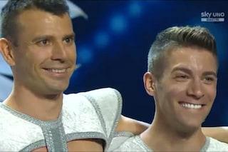 """Semifinali """"Italia's got talent"""": Stefan chiede al fidanzato di sposarlo (VIDEO)"""