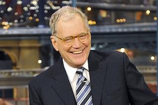 """""""La tv non sarà più la stessa senza David Letterman"""", il saluto delle star"""