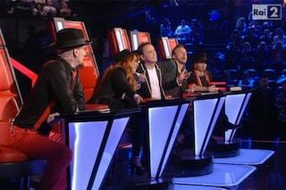 The Voice Of Italy: gli eliminati del secondo Live