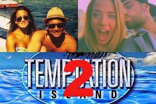Via alle riprese di Temptation Island, due coppie non famose già svelate
