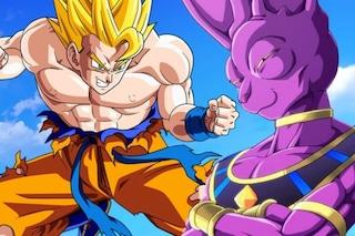 Dragon Ball Super sorprende il pubblico, Goku si trasforma in contadino