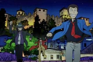 Moreno canta la nuova sigla di Lupin, il cartone torna 30 anni dopo