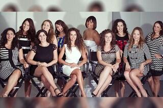 Le 11 Miss Curvy di Miss Italia 2015: taglie dalla 44 alla 52