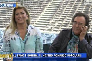 """Al Bano e Romina, la coppia più bella conferma: """"Complici ma viviamo vite diverse"""""""
