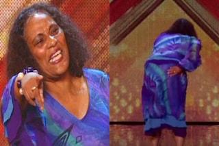 Susan Pryce è la nonna che fa il twerking, ma cela un segreto: il figlio è un assassino