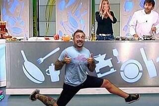 Chef Rubio prende in giro le star: da Belen a Lisa Fusco la parodia è irresistibile (FOTO)