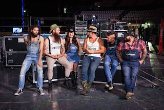Gli Iron Mais sorprendono a X Factor, il loro rock agricolo conquista i giudici