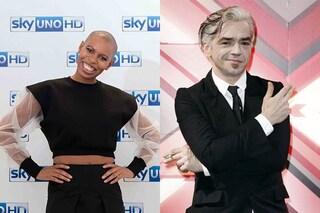 X-Factor 9 è partito ma Skin non vale Morgan