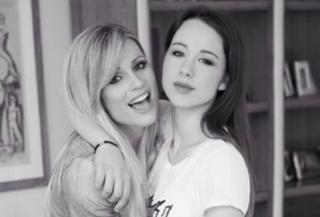 """Michelle Hunziker: """"Aurora ha ricevuto molte critiche per X Factor, ma è stata brava"""""""