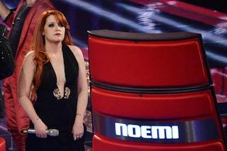 """""""Noemi non sarà tra i giudici della prossima edizione di The Voice of Italy"""""""