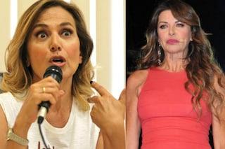 """Alba Parietti: """"Barbara D'Urso è incapace di mettersi nei panni degli altri"""""""