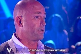 """Stefano Bettarini a Verissimo sulla Iacono: """"Ilenia mi ha lasciato, non gli servivo più"""""""