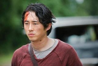 """""""The Walking Dead 6"""" e il mistero di Glenn, il nome è assente dai titoli di testa"""