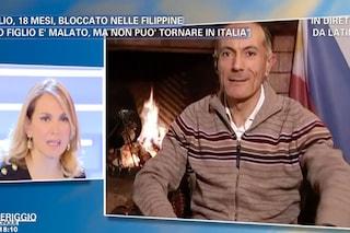"""Il papà del piccolo Emilio contro Barbara D'Urso: """"Ora la gente ce l'ha con me"""""""
