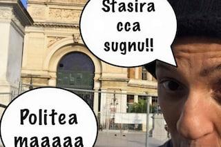 """Fiorello sta meglio, stasera regolarmente in scena a Palermo: """"Stasira cca sugnu!"""""""