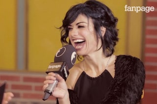 Dolcenera sorride e torna in tv, dopo Sanremo c'è la poltrona di The Voice