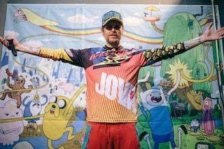 Jovanotti canta la sigla di Adventure Time, il cartone in onda dal 21 dicembre su Italia 1