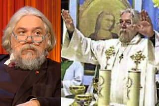 """Meluzzi prete ortodosso: """"Ero massone perciò la Chiesa cattolica mi ha messo al bando"""""""