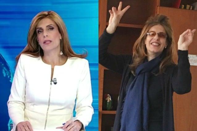 Cristina Bianchino torna al lavoro dopo il malore in diretta
