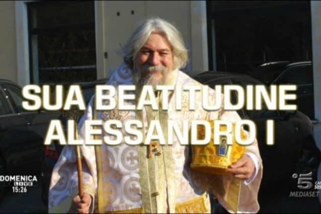 Risultati immagini per meluzzi ortodosso
