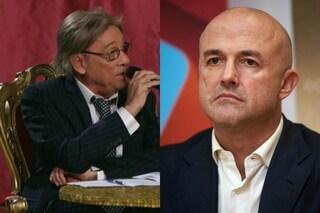 """Quarto Grado, Nuzzi replica a Mayer: """"Decadente, stai al giornalismo come al parrucchino"""""""