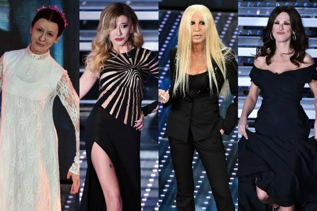 Sanremo, gaffe di Virginia: 'Salutiamo i Casamonica', il pubblico non ci sta