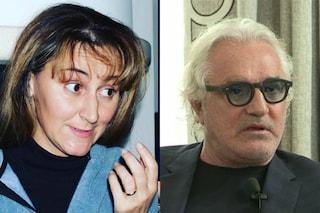 """Gaffe di Briatore: """"Ecco la Littizzetto da giovane"""", ma la donna della foto non è Luciana"""