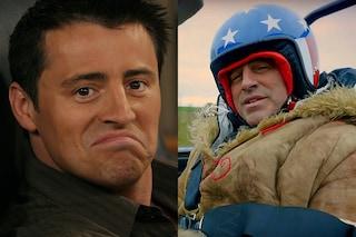 """Matt LeBlanc da Friends a """"Top Gear UK"""" e il suo partner si è già sentito male"""