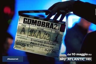 Gomorra - La serie 2, il primo trailer della serie Sky in onda dal 10 maggio