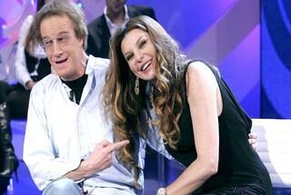 Alba Parietti e Christopher Lambert ancora insieme, ora anche in tv