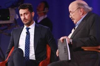 Fabrizio Corona torna in tv ma non sfonda: 1,5 milioni di spettatori per il Costanzo Show