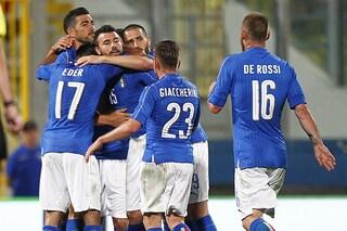 L'Italia vince la partita e gli ascolti, bene il Maurizio Costanzo Show