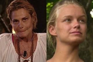 """Simona Ventura vs Mercedesz Henger: """"Perché hai detto che sono una cattiva madre?"""""""