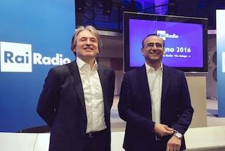 """Carlo Conti nuovo direttore artistico di Radio Rai: """"Farò meno televisione"""""""