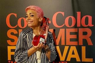 """Coca Cola Summer Festival 2016: vince Elodie Di Patrizi con """"Amore avrai"""""""