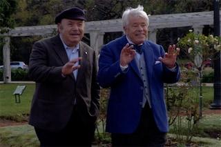 Omaggio a Lino Banfi e Lino Toffolo, i più visti in tv ieri sera