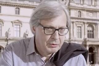 """Vittorio Sgarbi: """"Ho un cancro alle pa**e"""" e rivela di aver avuto il Covid senza accorgersene"""