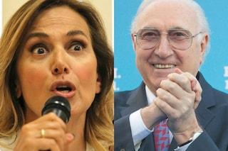 """Barbara D'Urso e il duello della domenica con Pippo Baudo: """"Ho strapaura di lui"""""""