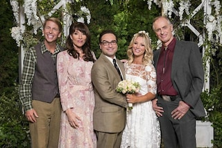 Anticipazioni 'The Big Bang Theory 10', ecco la foto del matrimonio di Leonard e Penny