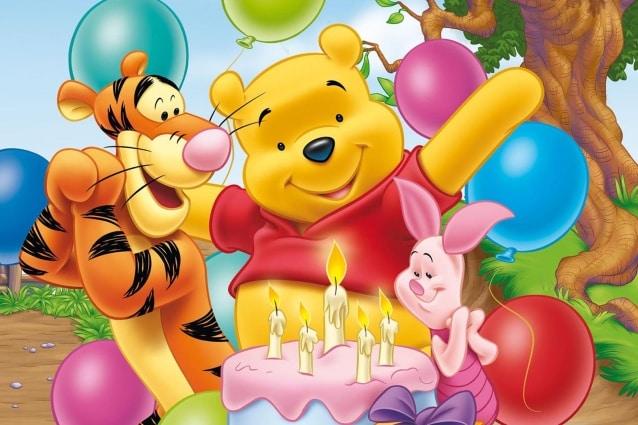 Buon Compleanno Winnie The Pooh L Orsetto Compie 90 Anni Ma Non Li