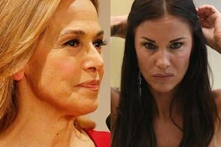 """Barbara D'Urso contro Antonella Mosetti: """"Non andrei mai al GF Vip con mio figlio"""""""
