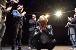 """Standing Ovation per Milena Gabanelli che lascia Report tra le lacrime: """"Grazie di tutto"""""""