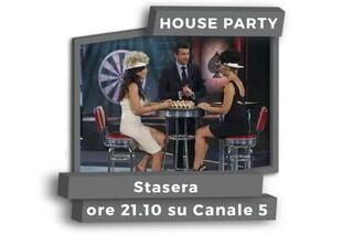 La prima puntata di House Party del 14 dicembre 2016 (DIRETTA LIVE)