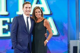 """Cristina Parodi sulla tv del dolore: """"Non è il nostro caso, facciamo informazione"""""""