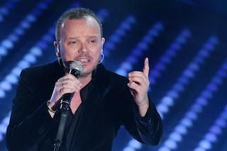 """Sanremo 2017, D'Alessio: """"Io e Al Bano esche per arrivare a 11 milioni di telespettori"""""""