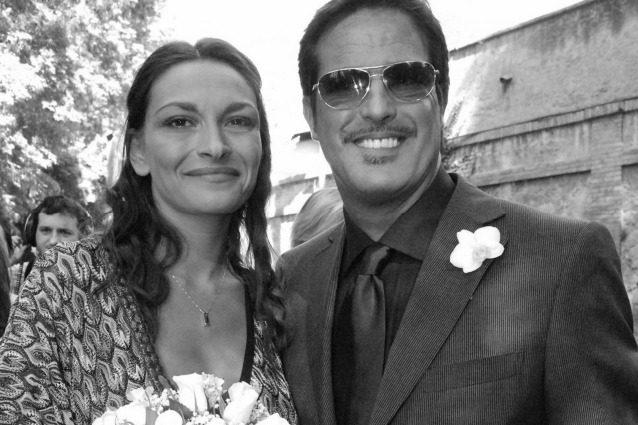 Il matrimonio di Stefania Lillo e Marco Baldini nel 2007